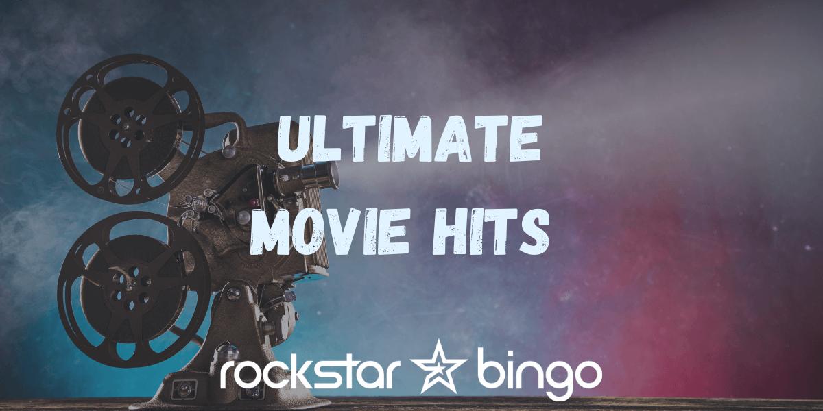The best movie music bingo playlist by Rockstar Bingo